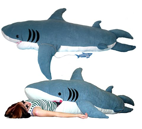 Shark Body Bag